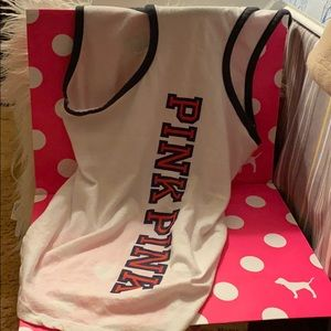 Pink by Victoria Secret tank top